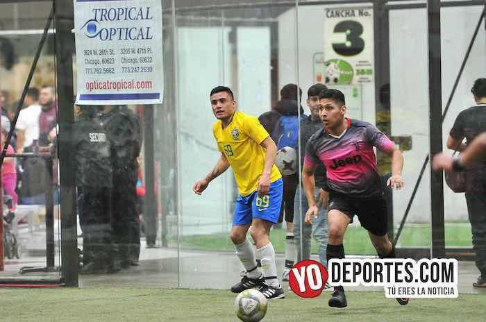 Real Juventud-Brasil-Liga 5 de Mayo Soccer League