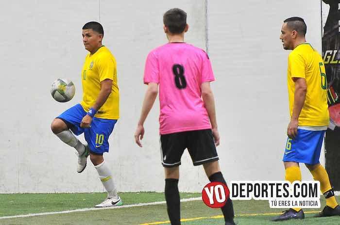 Real Juventud-Brasil-Liga 5 de Mayo de Futbol