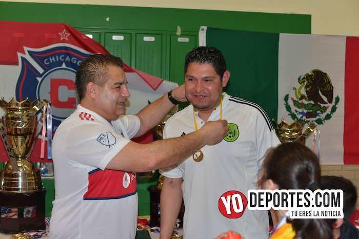 Rooferitos-Mexico-Kelly Soccer League infantil