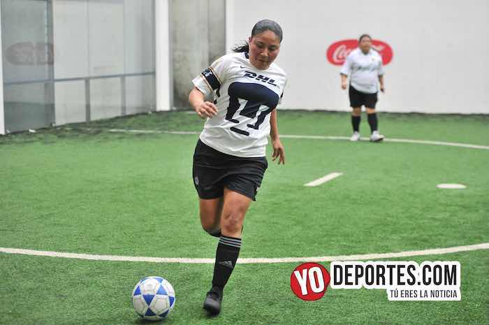 Rosalba Luna-Yasminas-Las Queens-Liga Douglas Femenil