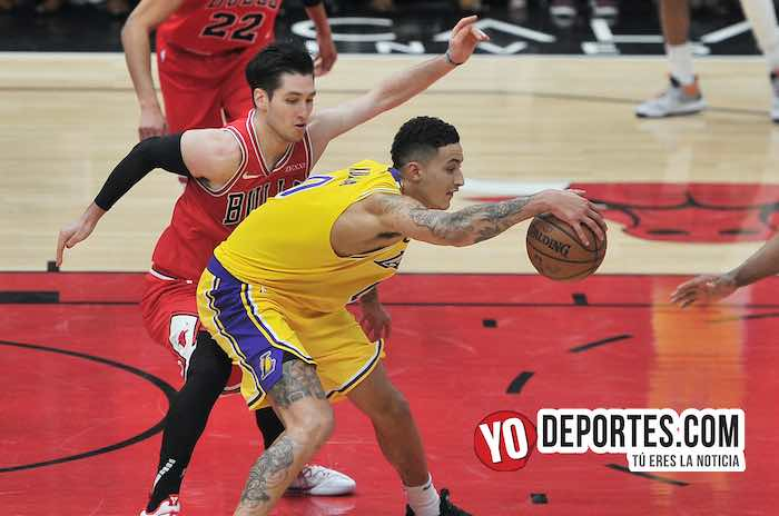 Ryan Arcidiacono-Chicago Bulls-Los Angeles Lakers