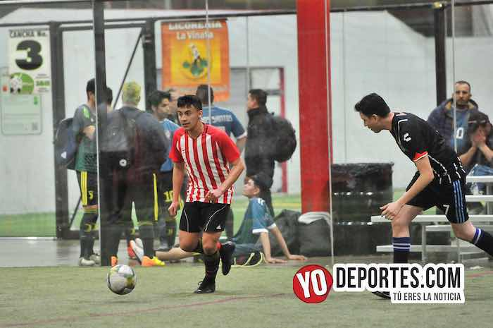 San Marcos-Globoys-Liga 5 de Mayo Chicago Indoor Sports