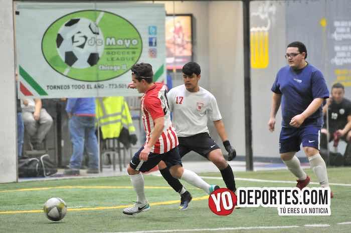 San Marcos-Globoys-Liga 5 de Mayo Yodeportes Chicago