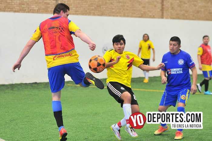 Ganó Teloloapan a La Paz en la Liga Douglas