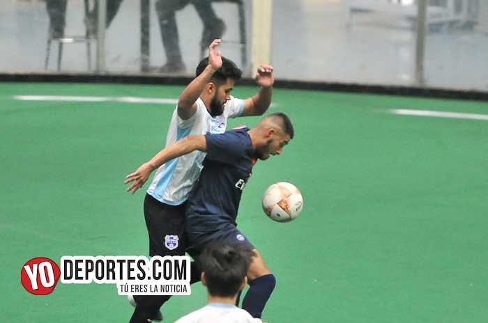 Tierra Caliente-Iguala-Hispano Final Especial futbol indoor Odeum
