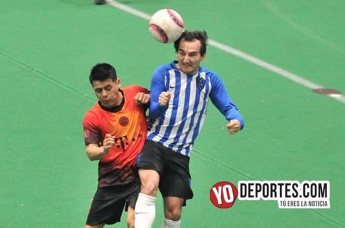 Tony Aguilar-Jirosto del Oro-Autlan-Hispano Soccer League Final Mayor