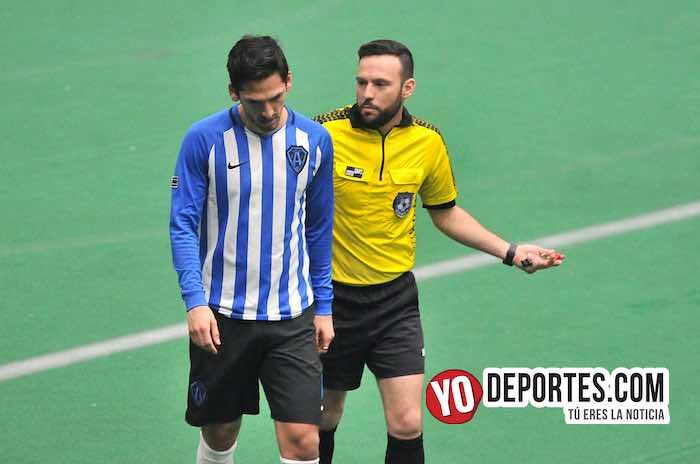 Victor Pineda-Jirosto del Oro-Autlan-Hispano Soccer League Final Mayor