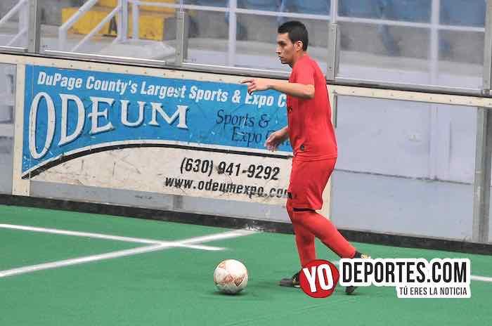 Victor Sequeida-Jirosto del Oro-Tilza Morelos-Hispano Soccer League-vuelta