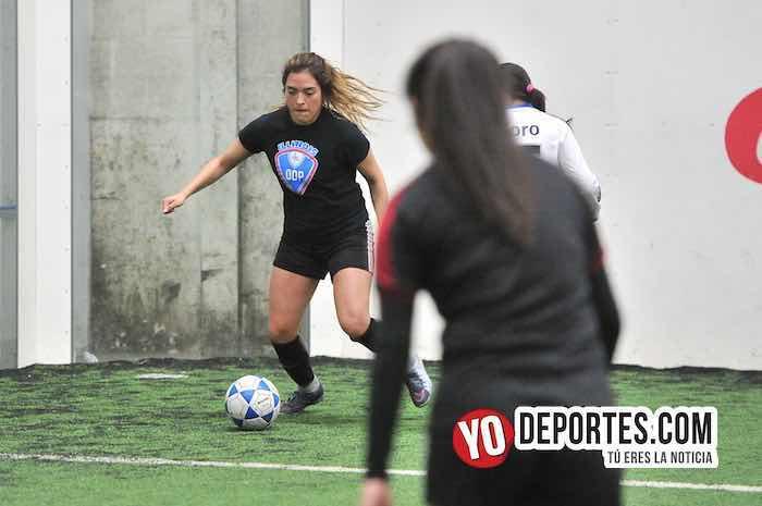 Yasminas-Las Queens-Liga Douglas Femenil Futbol mujeres