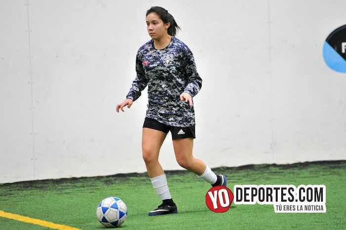 Yasminas-Las Queens-Liga Douglas Femenil