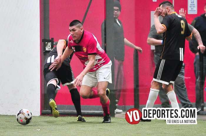 Alejandro Sanchez-Ibarra-Pirma Leon-Liga Latinoamericana-semifinal veteranos