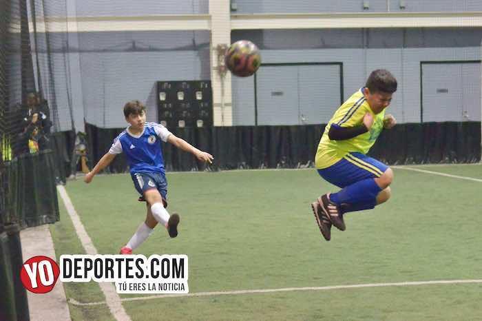 Black Lions-Magic-Liga Guerrerense YMCA Rauner Family Center