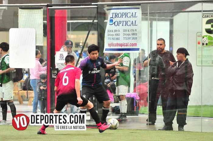 Callejoneros-Deportivo Pilsen-Liga 5 de Mayo futbol indoor