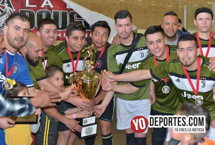 En penales Deportivo Guerrero se corona en la Mayor de la Liga Douglas