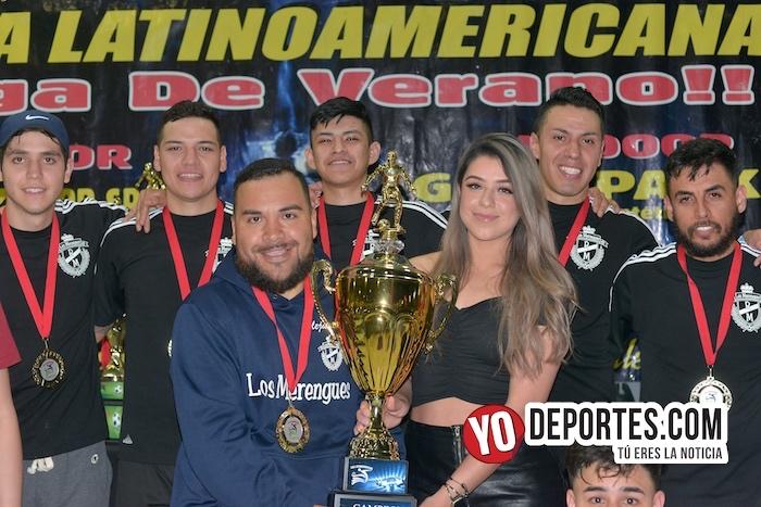 Los Merengues ganan la final al Honduras en la Liga Latinoamericana