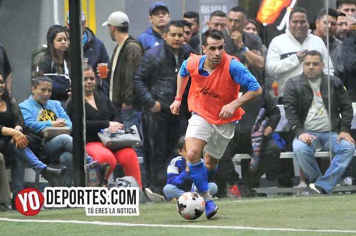 Chicago Soccer-Morelia-Champions-Liga Latinoamericana-semifinal juego de vuelta