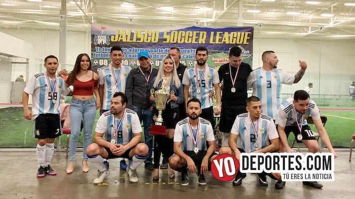 Cuautla-Campeon Liga Jalisco-Mayor