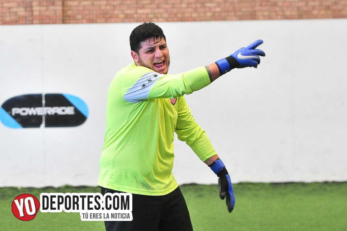 DC Victoria-Renamix-Liga Douglas indoor soccer