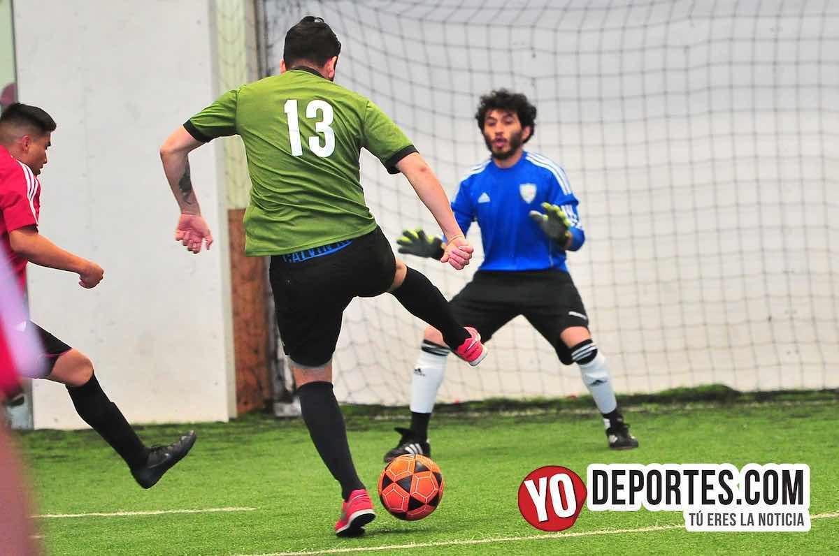 Arrancan las semifinales de ida en la Liga Douglas