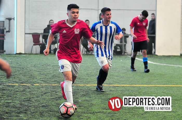 Deportivo Trujillo-Iramuco-Liga Douglas semifinal de ida
