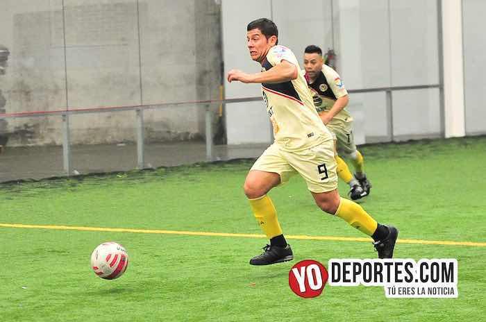 Diablos-La Chona-Final Recopa Liga Jalisco futbol rapido indoor