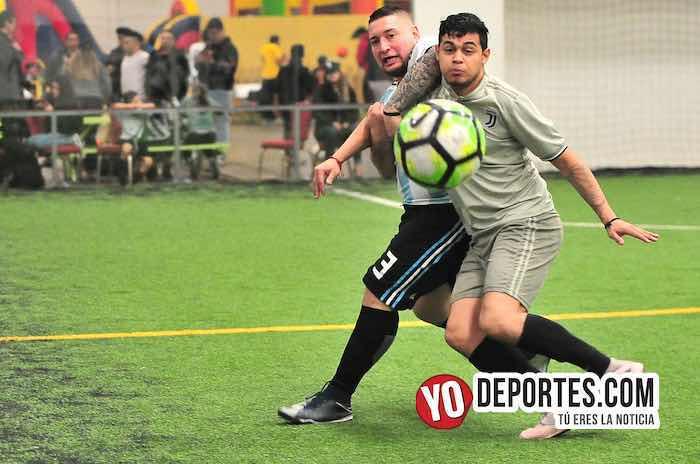 Gerardo Nene Ortiz-Cuautla-Deportivo 357-Final Liga Jalisco-Mayor