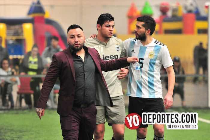 Gerardo Nene Ortiz-Jorge Casas-Cuautla-Deportivo 357-Final Liga Jalisco-Mayor