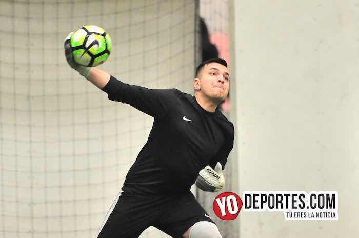 Hector Zamano portero Cuautla Liga Jalisco-Mayor
