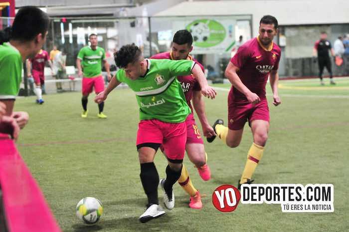 Empatan Red Fire y Honduras y el finalista sale este domingo en la 5 de Mayo