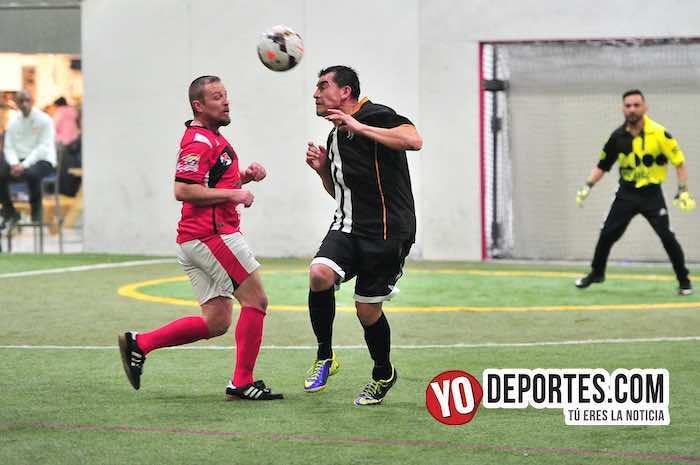 Ibarra-Pirma Leon-Liga Latinoamericana-semifinal veteranos indoor
