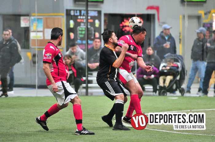 Ibarra-Pirma Leon-Liga Latinoamericana-semifinal veteranos
