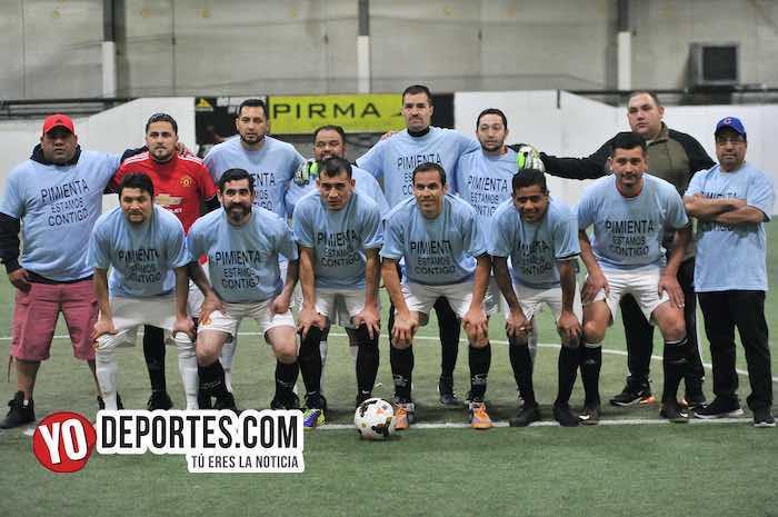 En los veteranos de Chicago, Ibarra es el campeón de la Liga Latinoamericana