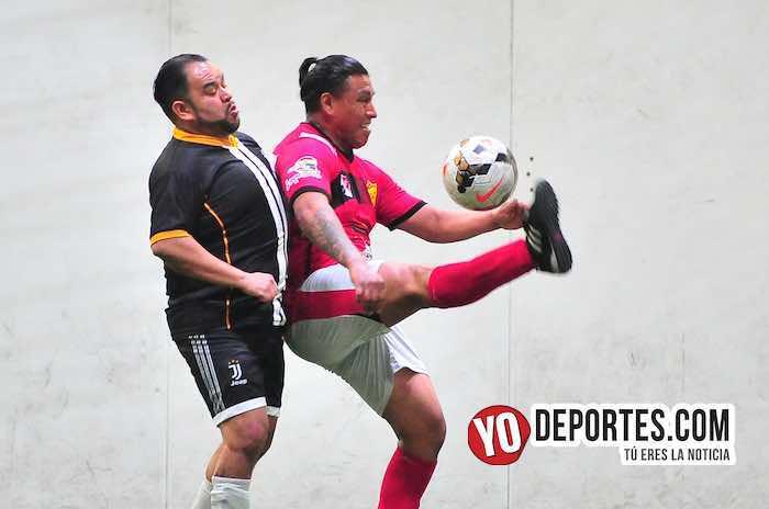 Juan Carlos Munoz-Ibarra-Pirma Leon-Liga Latinoamericana-semifinal veteranos