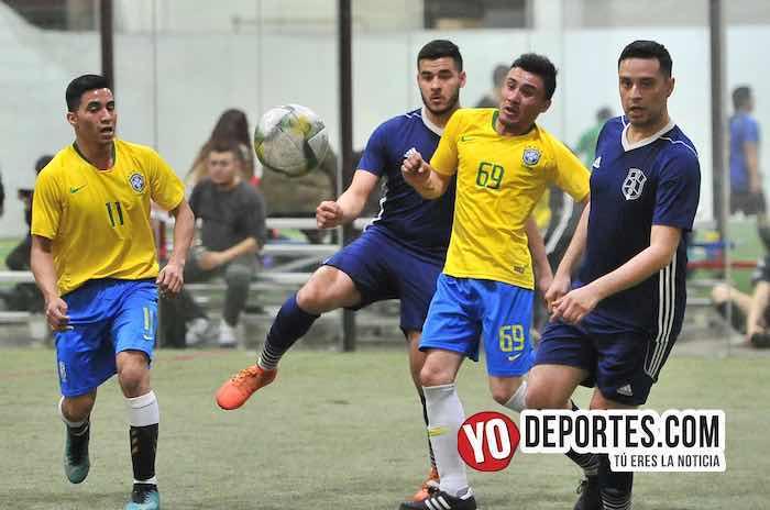 Brasil al borde de la eliminación gracias a La Bamba en la Liga 5 de Mayo
