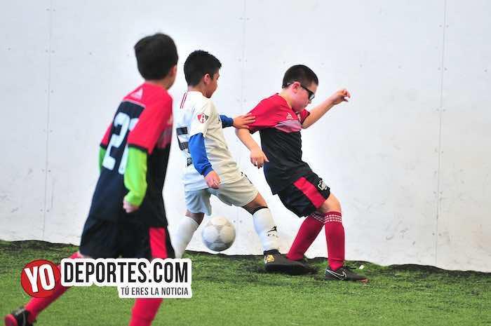 La Villita-Atlas United-Liga Douglas Kids Chicago