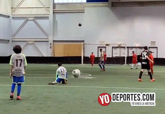 Caída de lámpara suspende semifinal de la Guerrerense en el YMCA de la Western