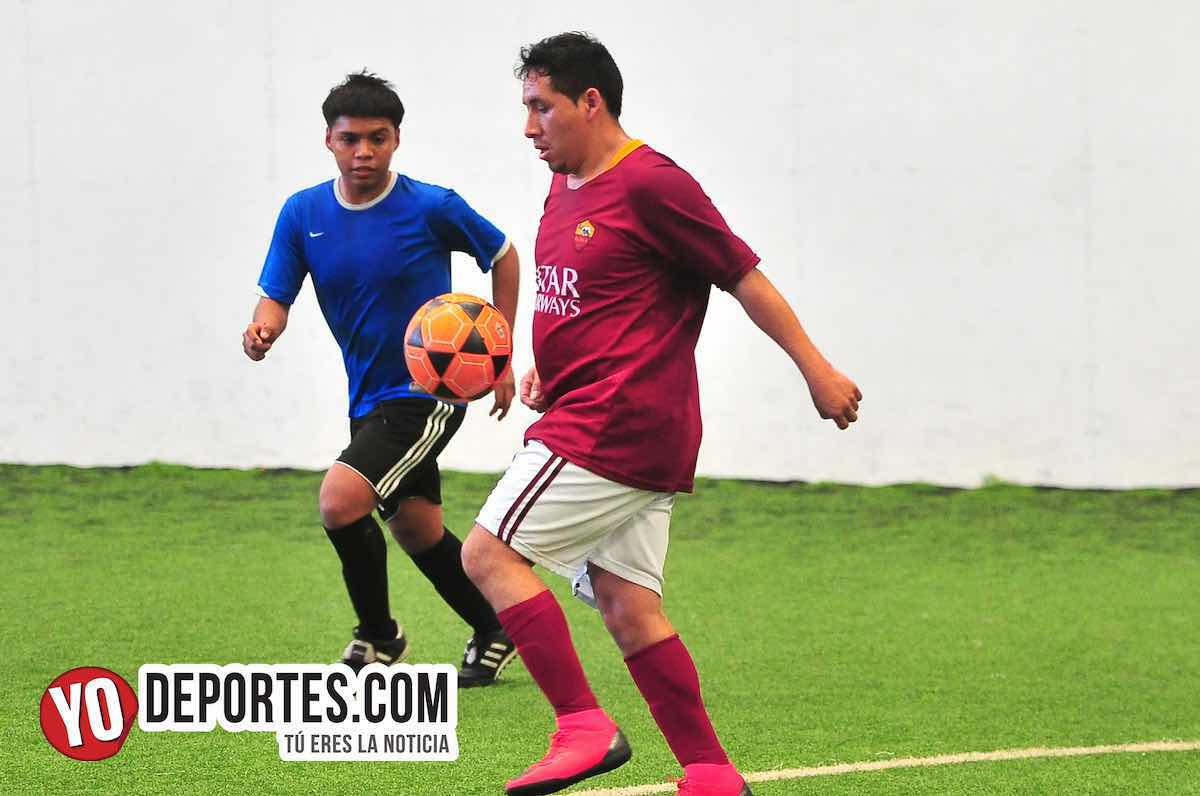 Olinala-FC Real-Liga Douglas Futbol Indoor Chicago