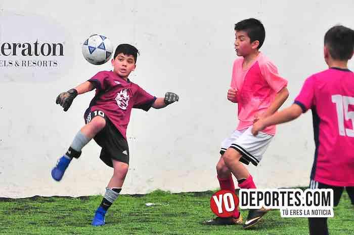 Los niños Douglas le ganan a los Santitos en la 2009
