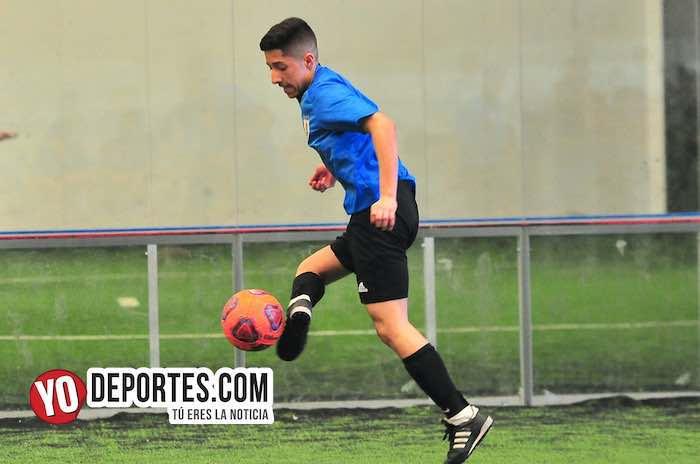 Real Sociedad-Santos-Liga Douglas futbol rapido indoor