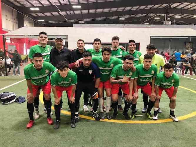 La Liga 5 de Mayo ya tiene los finalistas del domingo