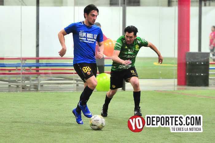 San Luis-Deportivo Maya-Liga 5 de Mayo Chicago Indoor Sports