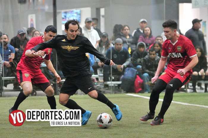 Tony Aguilar-Valencia-Boca Jr-Champions-Liga Latinoamericana-semifinal