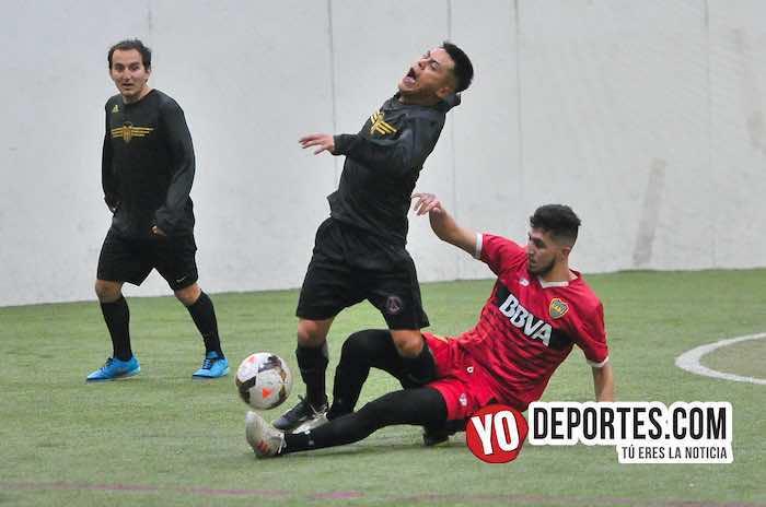 Valencia-Boca Jr-Champions-Liga Latinoamericana-semifinal indoor soccer