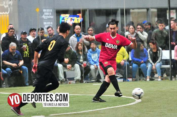 Valencia-Boca Jr-Champions Liga Latinoamericana-semifinal