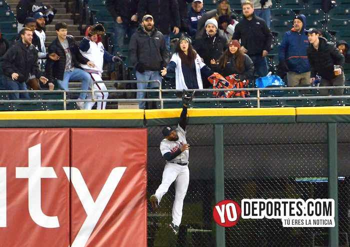 Segundo walk-off consecutivo Delmonico y los White Sox hunden a los Red Sox de Boston