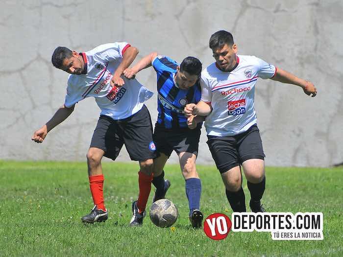 Irapuato gana al Irámuco el Clásico Guanajuatense de la Liga Victoria Ejidal
