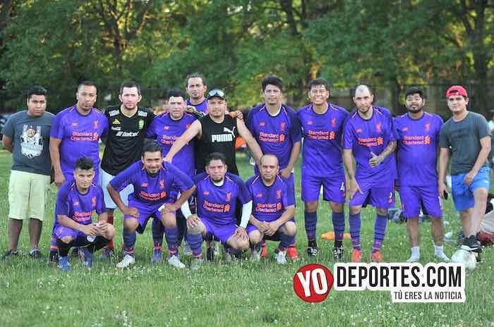 Lepaera FC en la Liga Victoria Ejidal de Chicago