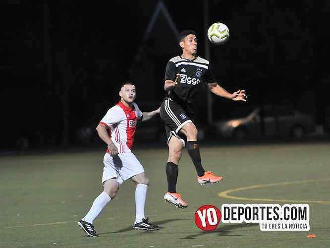 Chocan de frente los líderes Red Fire y Estrella R55 en la Liga Latinoamericana