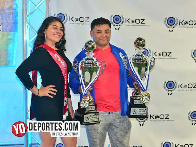 CD Fénix se lleva la Doble Corona de la Liga Interamericana