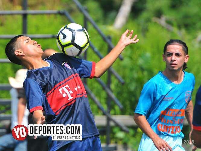 Cuitzeo gana con la mínima ventaja al Deportivo Morelos